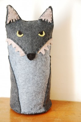 Big Bad Wolf Felt Kit