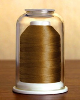 1237 Dark Alder Hemingworth Machine Embroidery & Quilting Thread