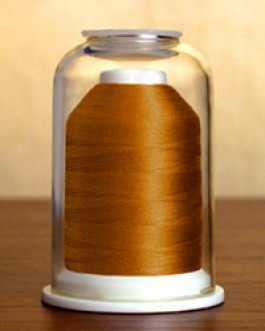 1238 Cinnamon Hemingworth Machine Embroidery & Quilting Thread