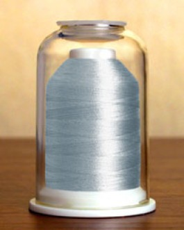 1256 Pale Blue Hemingworth Machine Embroidery & Quilting Thread
