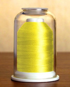 1045 Daffodil Hemingworth Machine Embroidery & Quilting Thread