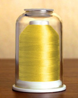 1040 Maize Hemingworth Machine Embroidery & Quilting Thread