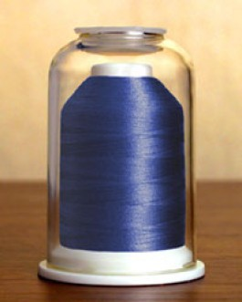 1202 Azure Hemingworth Machine Embroidery & Quilting Thread