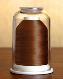 1129 Cherrywood Hemingworth Machine Embroidery & Quilting Thread