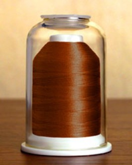 1127 Burnt Sienna Hemingworth Machine Embroidery & Quilting Thread