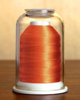 1166 Salmon Hemingworth Machine Embroidery & Quilting Thread