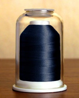 1199 Navy Hemingworth Machine Embroidery & Quilting Thread