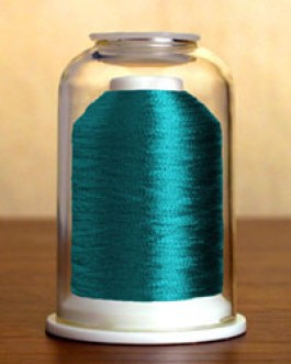 9016 Metallic Aquamarine Hemingworth Machine Embroidery & Quilting Thread