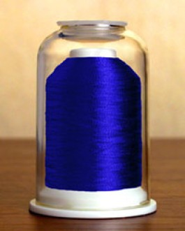 9018 Metallic Sapphire Hemingworth Machine Embroidery & Quilting Thread
