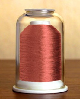 9020 Metallic Rose Quartz Hemingworth Machine Embroidery & Quilting Thread