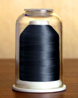 1241 Dark Slate Blue Hemingworth Machine Embroidery & Quilting Thread