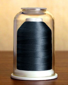 1242 Deep Slate Blue Hemingworth Machine Embroidery & Quilting Thread