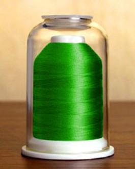 1093 Kelly Green Hemingworth Machine Embroidery & Quilting Thread