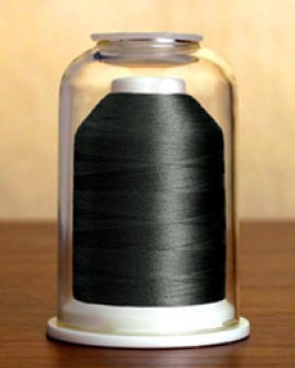1086 Dark Slate Hemingworth Machine Embroidery & Quilting Thread