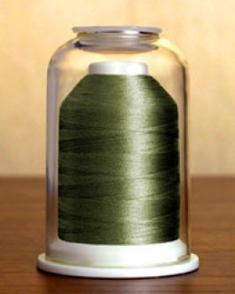1114 Dark Sage Hemingworth Machine Embroidery & Quilting Thread