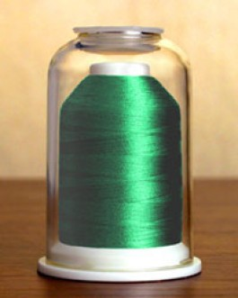 1107 Jade Hemingworth Machine Embroidery & Quilting Thread