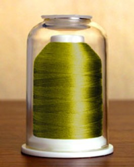 1058 Light Avocado Hemingworth Machine Embroidery & Quilting Thread