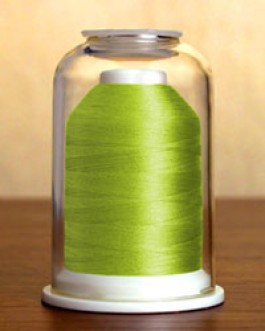 1099 Lemony Lime Hemingworth Machine Embroidery & Quilting Thread