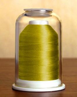 1061 Split Pea Hemingworth Machine Embroidery & Quilting Thread