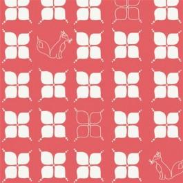Foxy Floral  - Storyboek 2 - Birch Organic Fabrics - 1 m VERY LIMITED STOCK