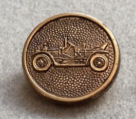 Vintage Car Shank Button  LIMITED EDITION  14-04049