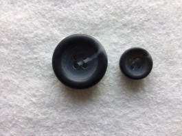 18-S2001 Horn Effect Jacket Button