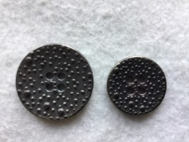 18-S3020 Metal Jacket and Cuff Button - Limited Stock