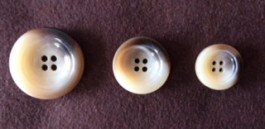 17-1035 Horn Effect Button x 1 Retail