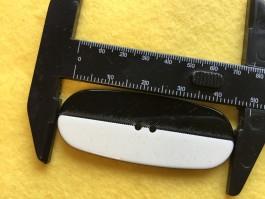DLS- 1216 Rectangle  Button  SECONDS