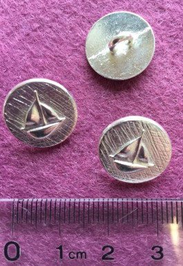 16-1043 B  Yacht Blazer Buttons