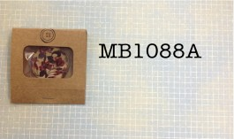 MB1088A - Coconut Button in a Matchbook