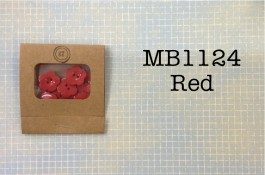 MB1124 - Flower Buttons in a Matchbook