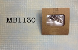 "MB1130 - 1+1/4"" Brooch Pins in a Matchbook"