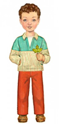 Oliver + S Nature Walk Pullover + Knit Pants Sewing Pattern