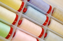 Aurifil Wool/ Lana Thread Set - Pastel