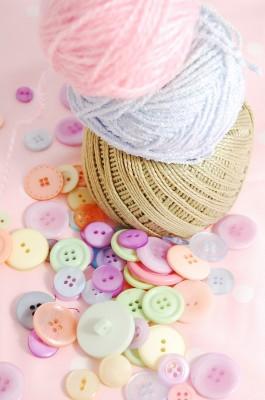 Pastel Palette Theme Bag
