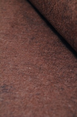 060 Teddybear Brown Woolfelt