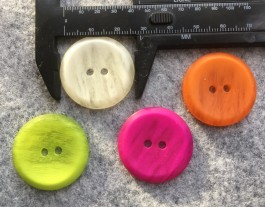 15-4160 Tropical Summer Coat Button x 1