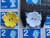03-2153 Flower button