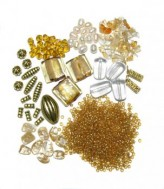 Chiq Bead Kit Gold 46-026  LIMITED STOCK
