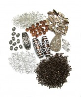 Chiq Bead Kit Brown 46-028  LIMITED STOCK