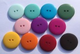 Mixed Colour Pack of 50 Smartie Buttons  54L  SPECIAL PRICE