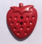 38-3300 giant strawberry button x 1