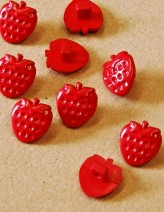 38-3028 strawberry button