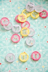 63-85561 24L Butterfly Button x 1