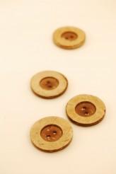 69-W0148 40L Coconut Button