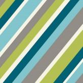 Angle Lines - Mod Squad Mod Stripe x 1 metre - Birch FabricOrganic Cotton