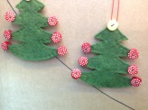 Three Christmas Trees Decoration Kit 10-12 DAY DELIVERY