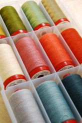 Aurifil Wool/ Lana Thread Set - Vintage
