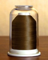 1126 Dark Chocolate Hemingworth Machine Embroidery & Quilting Thread
